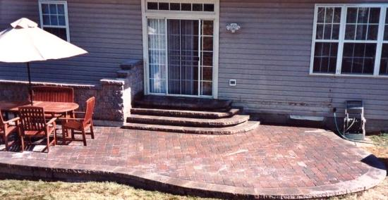 Quality Outdoor Stone Patios & Walls Maryland
